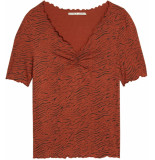 Catwalk Junkie T-shirt bella jagger clay