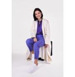 Anine Bing Jas hunter coat a-01-4065-100 creme