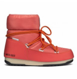 Moon Boot Women low nylon wp 2 coral-schoenmaat 36
