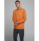 Jack & Jones 12180060 adobe orange turtle coll trui -