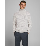 Jack & Jones 12180102 blanc colltrui -