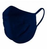 UYN Gezichtsmasker community mask blue-l