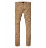 Scotch & Soda Jeans classic 5-pocket pike bruin