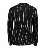 Numph dimma sweater zwart
