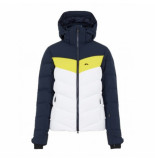 J. Lindeberg Ski jas women russel down ski jacket banging yellow-s