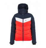 J. Lindeberg Ski jas women russel down ski jacket racing red-s