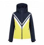 J. Lindeberg Ski jas women shannon ski jacket banging yellow-s
