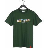 Antwrp T-shirt velo green