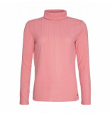 Protest Shirt women jules powerstretch think pink-xs