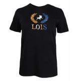 Lois T-shirt shona 6007 astro dye