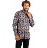 Gabbiano Shirt l/s pattern