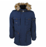 The Wild Stream Wildstream heren winterjas parka model limanjaro -