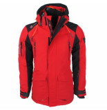 The Wild Stream Wildstream heren winterjas outdoorjas model leeski -