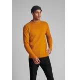 Anerkjendt Trui akrico knit 9520202 sunflower