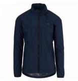 AGU Regenjas unisex go jacket navy blue-s