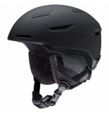 Smith Skihelm women vida mat black pearl-51 -