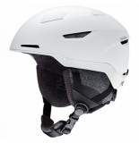 Smith Skihelm women vida mat satin white-51 -