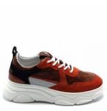 Red Rag sneakers met verwisselbaar voetbed