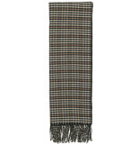 Antony Morato Jaquard scarf black 9000