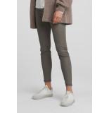 YAYA 125131-023 stretch legging with checks