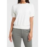 YAYA 1009168-021 modal blend sweatshirt h short sleeves