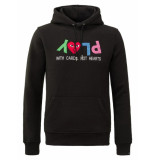 Rivero Fashion  Play With Cards Hoodie