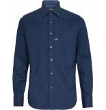 G-Star Panelled pkt slim shirt l\s