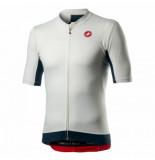 Castelli Fietsshirt men vantaggio jersey ivory infinity blue-xxl