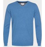 Michaelis Pullover blue van
