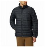 Columbia Ski jas men powder lite black-s