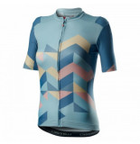 Castelli Fietsshirt women unlimited jersey winter sky-l