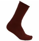 Woolpower Sok classic 400 rust red-schoenmaat 36 39