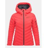 Peak Performance Ski jas women frost polar red-s