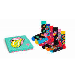 Happy Socks Xrls10-0100 rolling stones sock box set
