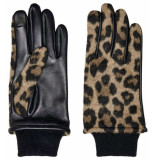 Only Lena leo leather gloves