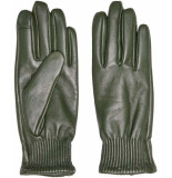 Only Onlnora leather gloves kalamata