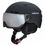 Head Skihelm head unisex knight black-xs / s