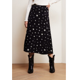 Fabienne Chapot Clt-76-ski-ps21 hall coco skirt starry night