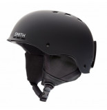 Smith Skihelm holt matte black-s