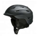Smith Skihelm women liberty matte black pearl-51 -