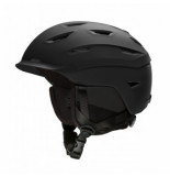 Smith Skihelm men level matte black 2020-51 -