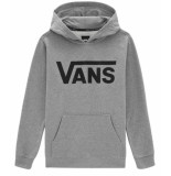 Vans Trui boys classic hoody heather black-s