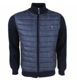 New Republic heren vest velours body -