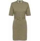 Only Frida 3/4 belted dress