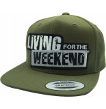 Living for the Weekend Classic snapback buck 230
