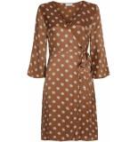 Fabienne Chapot Winni lou dress toffee brown