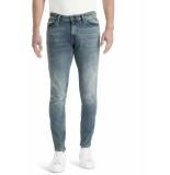Purewhite The jone slimfit jeans blue denim