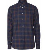 Les Deux Hubert check flannel shirt