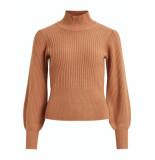 Object 23033913 objnola l/s knit pullover chipmunk -