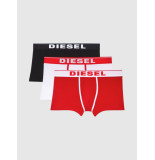 Diesel Umbx damien boxershorts 3-pack red white blue -